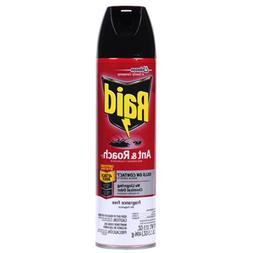 Raid Ant and Roach Spray, Unscented, 17.5 oz