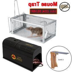 Auto Mouse Trap Mouse Trap Pest Mice Electric Rodent Zapper