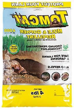 bags Tomcat BL34784 4 lb Mole & Gopher Repellent / Deterren