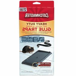 Catchmaster Baited Rat, Mouse and Snake Glue Traps Professio