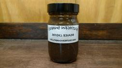 BEAVER CASTOR 4 OZ STRONG PURE GROUND AND PRESERVED BEAVER T