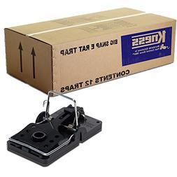 Big Snap E Rat Traps 1 Box