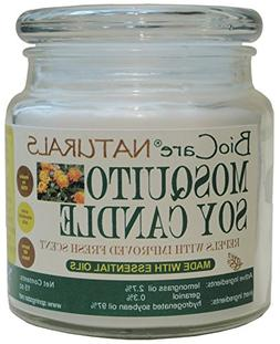 Bio Care Naturals 70011 15 Oz Mosquito Soy Candle