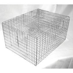 Bird B Gone BMP-SP2C Sparrow Trap with Two Chambers, 8-Inch