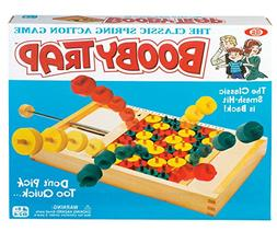 Ideal Booby Trap Classic Wood Game