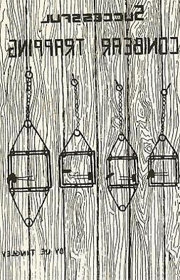 """Book-Tingley - """"Successful Conibear Trapping"""" Traps Duke Bea"""