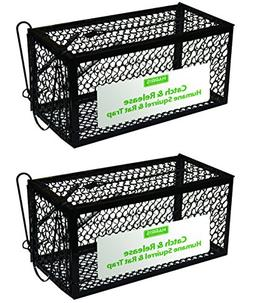 Harris Catch & Release Humane Cage Trap for Rats, Chipmunks,