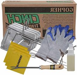 Cinch Small Gopher Trap Deluxe Kit