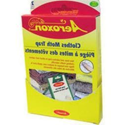 Aeroxon Clothes Moth Trap, 2-Pack