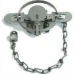 coil spring animal trap