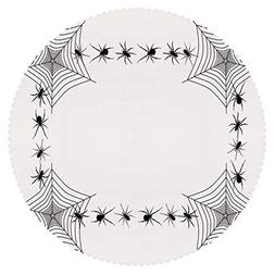 Cool Round Tablecloth  Home Accessories Set