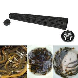 Crab Trap Net Shrimp Eel Loach Bait Fishing Pot Catcher Cage