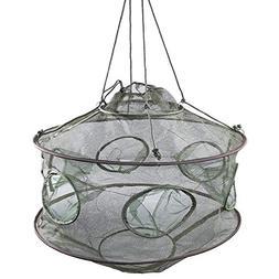 YONGZHI Crab Trap,Minnow Traps,Shrimp Trap,Fishing Bait Trap