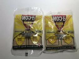 d-Con Pre-Baited Non-Poisonous Mouse / Mice Snap Traps, 4 Ct