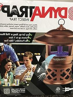 DynaTrap Decora 1/2 Acre Coverage Insect Trap w/2 Extra Bulb