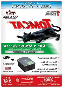 Scotts Tomcat Dispos Rat Bait Station 0370510