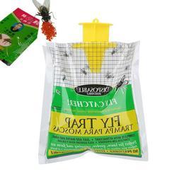 disposable fly trap non toxic bag outdoor