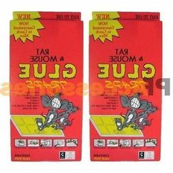 4x EXTRA LARGE Disposable Glue Traps Board for Mice Rats Mou