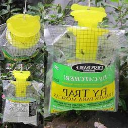 Pest Control Moth Insect Killer Hanging Bait Bag Mosquito Tr