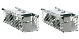 Havahart 1025 Small 2-Door Live Animal Trap – Ideal for ca