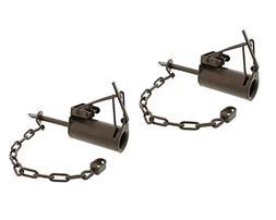 Redneck Convent Duke Dog-Proof DP Animal Leg Trap 2-Pack –