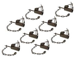 Redneck Convent Duke Dog-Proof DP Animal Leg Trap 8-Pack –