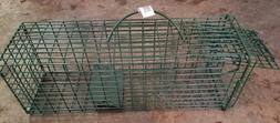 Duke Squirrel Live Cage Trap Chipmunk Rat Box 5x5x16 Model 1