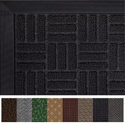 durable rubber door mat heavy