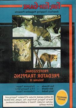 DVD - Fur-Fish-Game Professional Predator Trapping Volume II