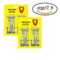 Victor Easy Set Gopher Trap 2 Twin-Packs 0611