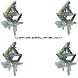 Easy Set Mole Eliminator Traps Made in U.S.A. by Wire-Tek F