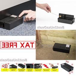 Electric Mouse Killer Rat Trap Zapper Pest Control Mice Catc