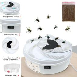 Electric USB Automatic Flycatcher Fly Trap Pest Reject Contr