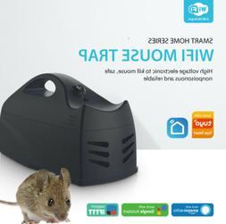 Electronic Mouse Rat Trap Rodent Pest Killer Electric Zapper