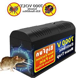Big-Fun Electronic Mouse Rodent Traps, High Voltage Emitting