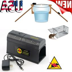 electronic mouse trap control rat killer pest