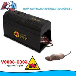 Electronic Mouse Trap Control Rat Killer Pest Mice Electric