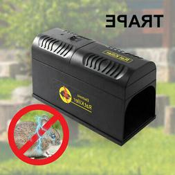 Electronic Mouse Trap Victor Control Rat Killer Pest Mice El