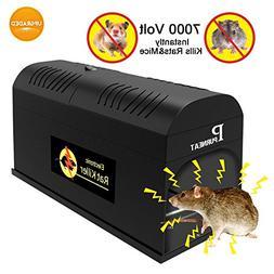 electronic rat trap