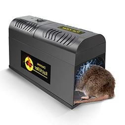 electronic rodent zapper effective