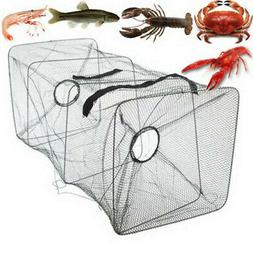 Fish Trap Net Fishing Gear Crab Prawn Shrimp Crayfish Lobste