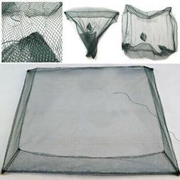Foldable Crab Trap Net For Prawn Shrimp Crayfish Lobster Bai