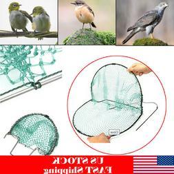 Foldable Sparrow Bird Net Pigeon Quail Humane Live Trap Hunt