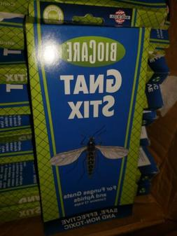 BioCare Gnat Stix 1 Pack 12 TRAPS NEW + free shipping MADE I