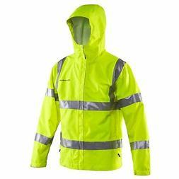 Grunden's Men's Gage Weather Watch Ansi Certified Jacket, Hi