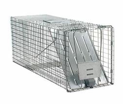 Havaheart Large 1-Door Live Animal Cage Traps For Raccoon Ca