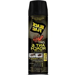 Black Flag HG-11059 Dry Ant and Roach Killer Aerosol, 9-Ounc