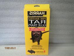 Hrg-2 Rat Glue Trap 2pk W/Lure