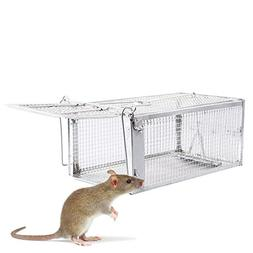 Fasmov Humane Live Small Animal Trap Cage, Hamsters, Moles,