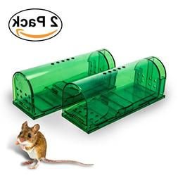 HoneyBull Humane Mouse Trap  No-Kill Smart Mouse Trap | Catc
